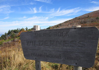 Shinning Rock Wilderness