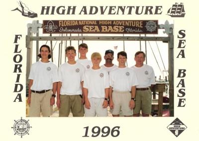 Seabase 1996-A