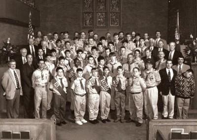 1998 Scout Sunday
